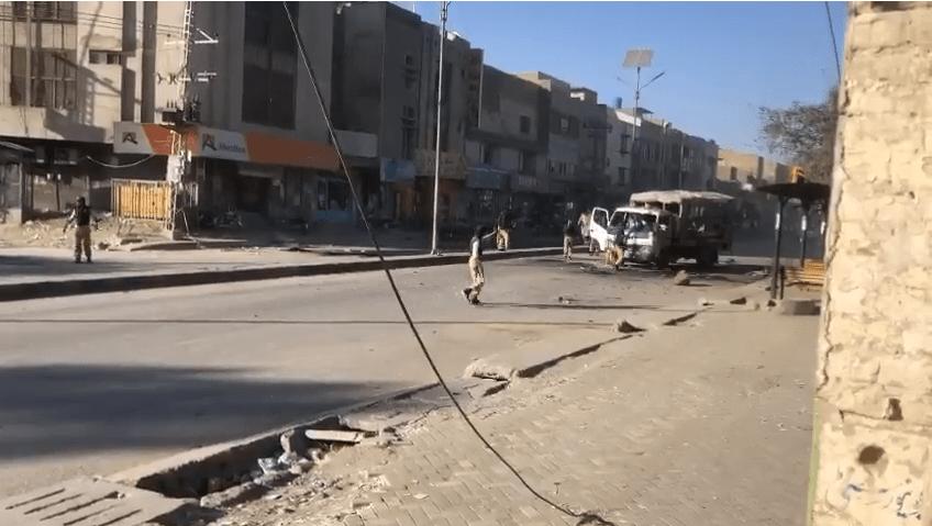 بلوچستان دھماکا