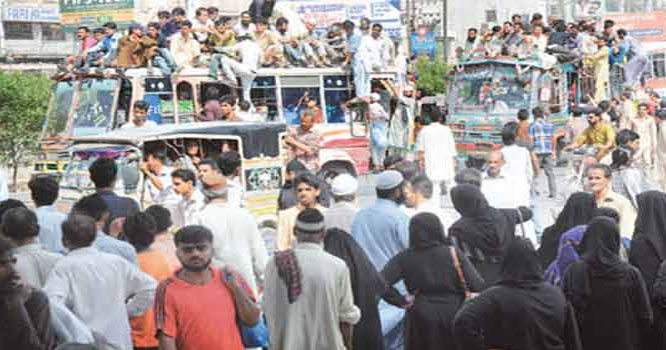 Transport fares increase