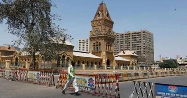 karachi lockdown corona
