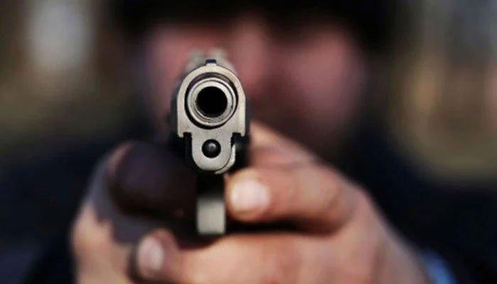 firing incident in Garhi Qamar Din