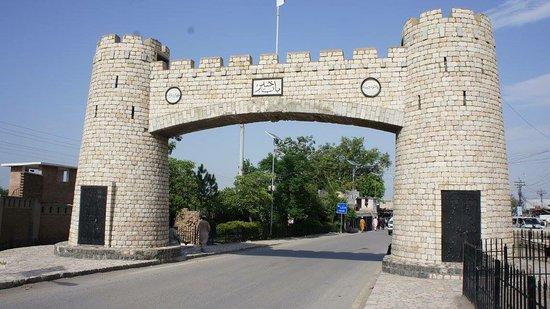 the majestic khyber gate