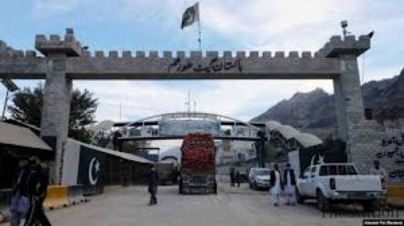 torkham border to be opened temporarily for stranded pakistanis 1587069480 1911