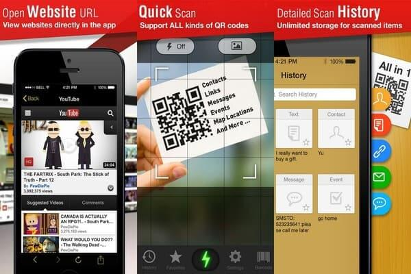 Quick Scan QR Code Reader
