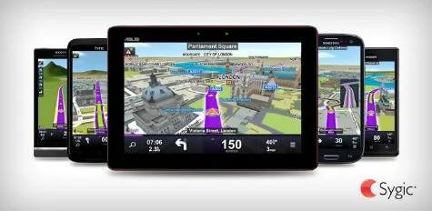 GPS Apps for Android