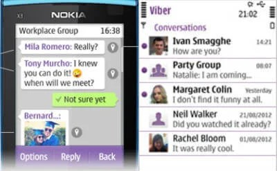 Best Free Nokia SMS / Text Apps