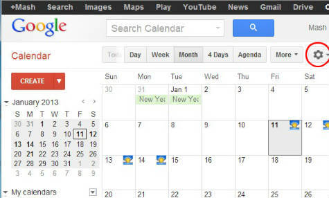 How to Import Calendar to Google from iCloud or OutLook