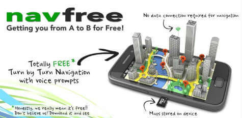 6 Best Offline Maps for Android to Convert Android Tablet to GPS