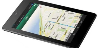 gps tablet