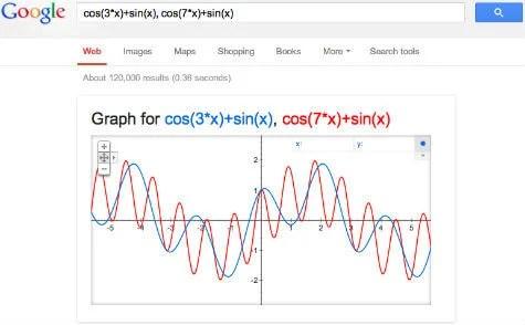 google search graphic calculator
