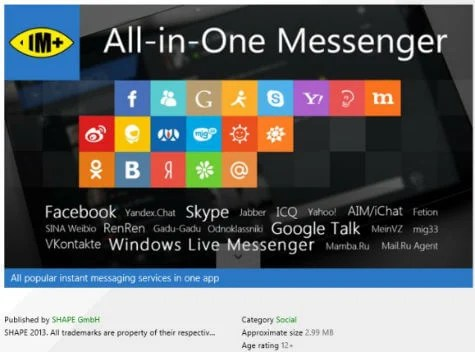 Best 8 Messaging Apps for Windows 8 1