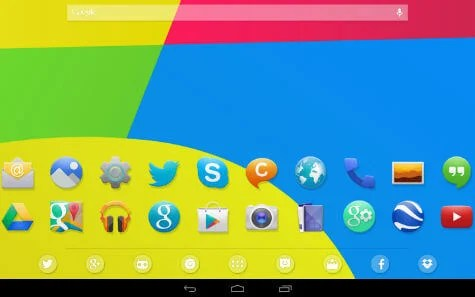 Android KKLauncher