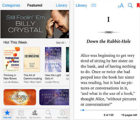 12 Best E-Book Reader Apps for iPad and iPhone | Mashtips