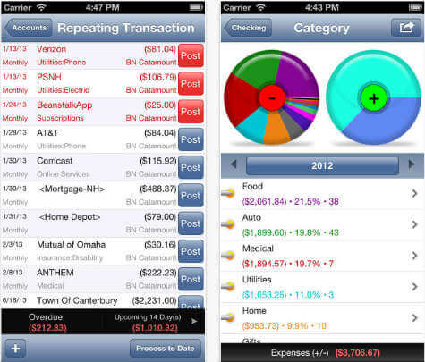 PocketMoney-finance-budget-app