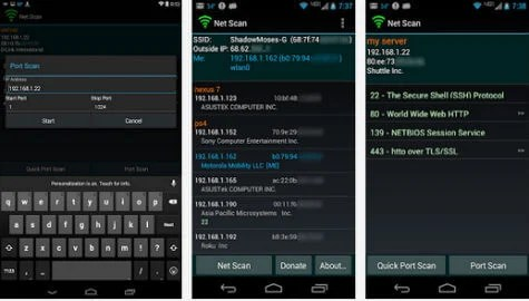 5 Best Android Apps to Detect WiFi Thieves and Block them