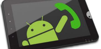 convert android tab to phone