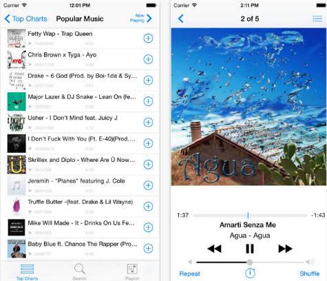 Free MP3 Music Streamer Player