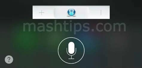 iphone headset Activate Siri