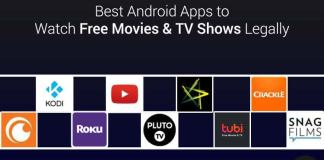 Android Apps to Watch Movies Free