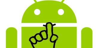 android silent