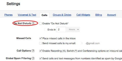 12 Best Google Voice Features you Never Heard Before | Mashtips