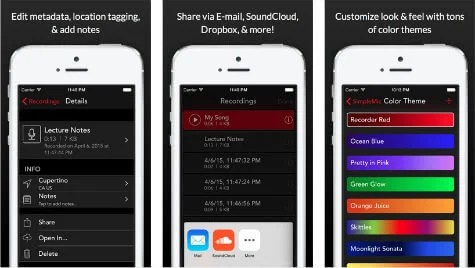 12 Best Apps to Record iOS Voice Memos into Dropbox (Cloud