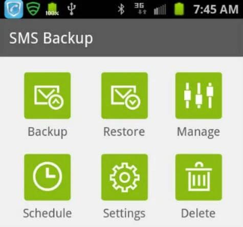 sms backup apps