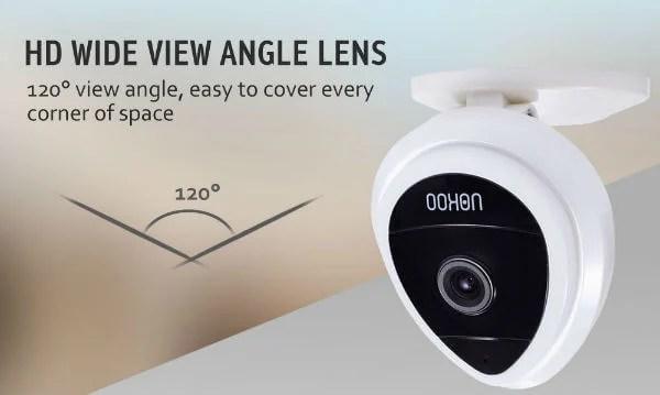ip camera wide angle