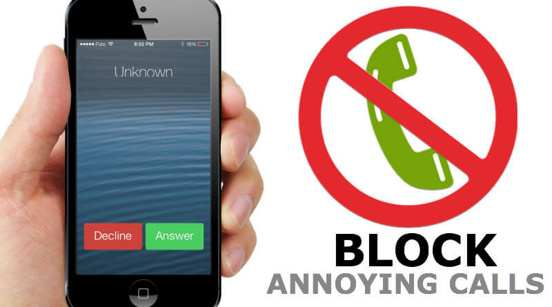 Blocking unwanted calls - best cell phone blocking apps