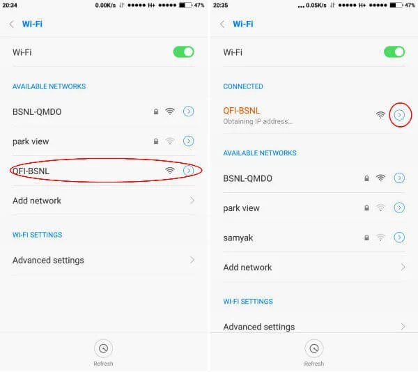 How To Solve WiFi HotSpot Login Page Error on Android