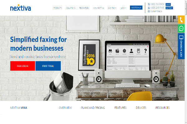 7 Best Windows and Online Fax Services   Mashtips