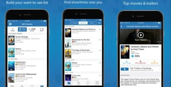 stream movies ios app