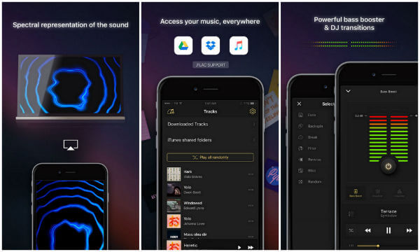 Best 7 Music Apps for iPhone For Great Listening Experience  | Mashtips