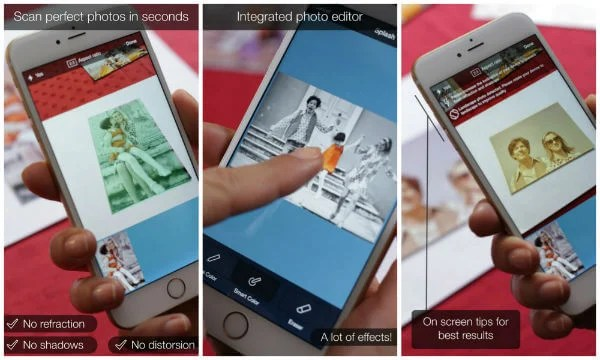 7 Best iPhone Apps for Scanning Old Photos   Mashtips