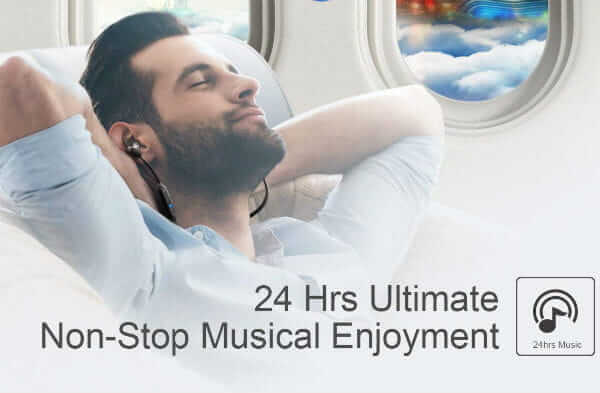 Bluetooth Headphones Neckband Magnetic Wireless in-Ear Earbuds