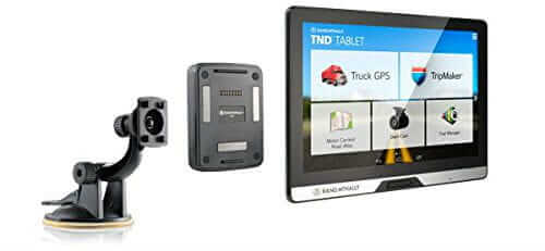 Rand McNally Intelliroute Navigation with Dash Cam