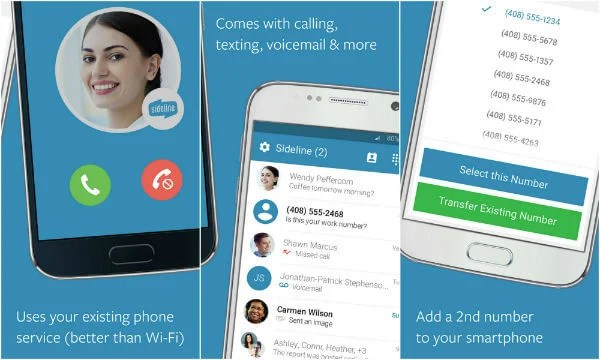 6 Best Android Secondary Phone Number Apps to Secure Primary