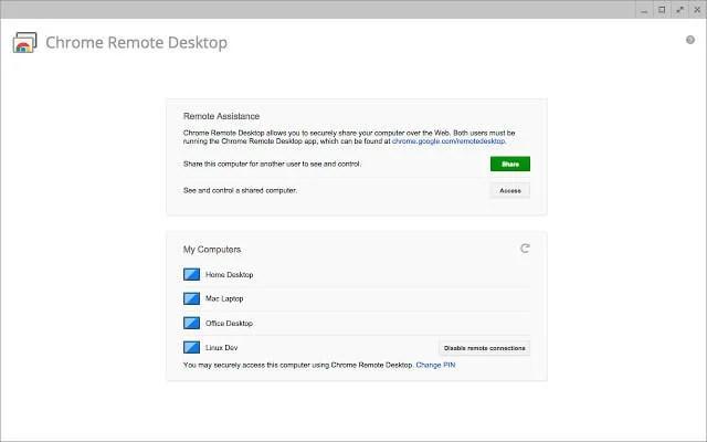 best remote desktop for mac