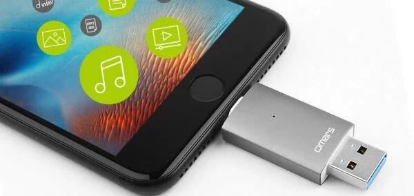 OMARS iPhone USB Flash Drive