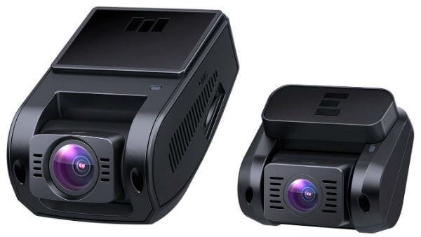 AUKEY Dual Dash Cam