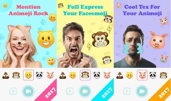 Animoji for phone X Android App