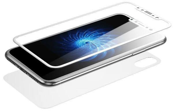 MPSTG iPhone X Tempered Glass