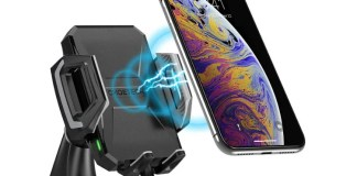 Car Wireless Chargers iPhone Android