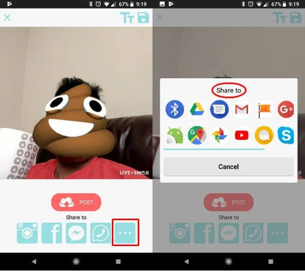 How to Get iPhone X Animoji on Android Phone and Tablet