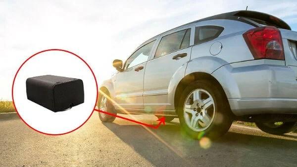 Spy Tec Vehicle GPS Tracker