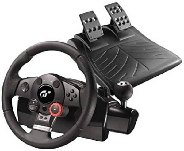 Logitech PlayStation Driving Force GT Racing Wheel