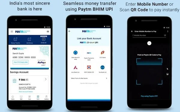 12 Best Mobile Wallet Payment Apps for India | Mashtips