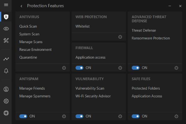 bitdefender virus database download