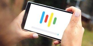 Delete Android Activity Google Voice