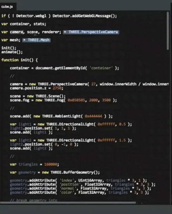 LigthTable text editor