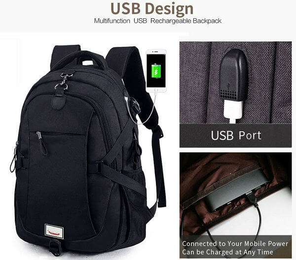 Loaged Business Backpack